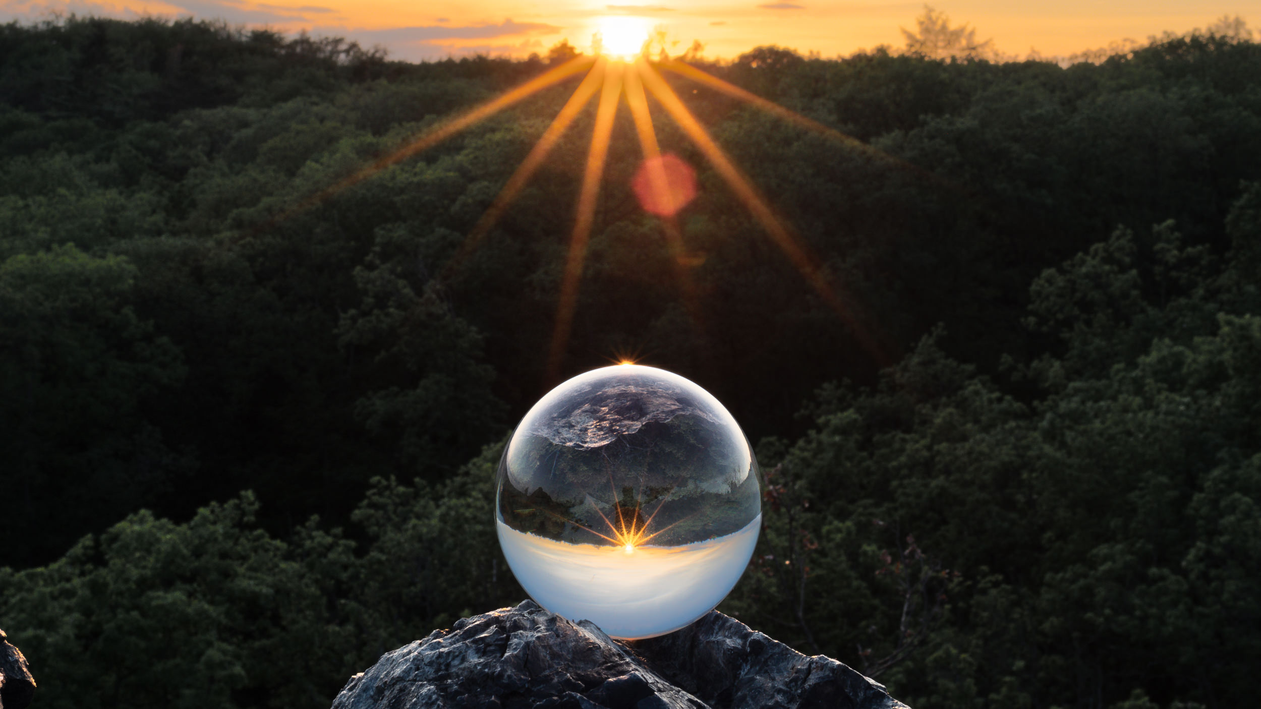 Crystal ball photography: 7 tips on how to shoot with a lens ball