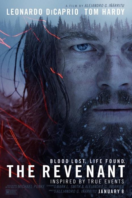 Movie Poster - The Revenant