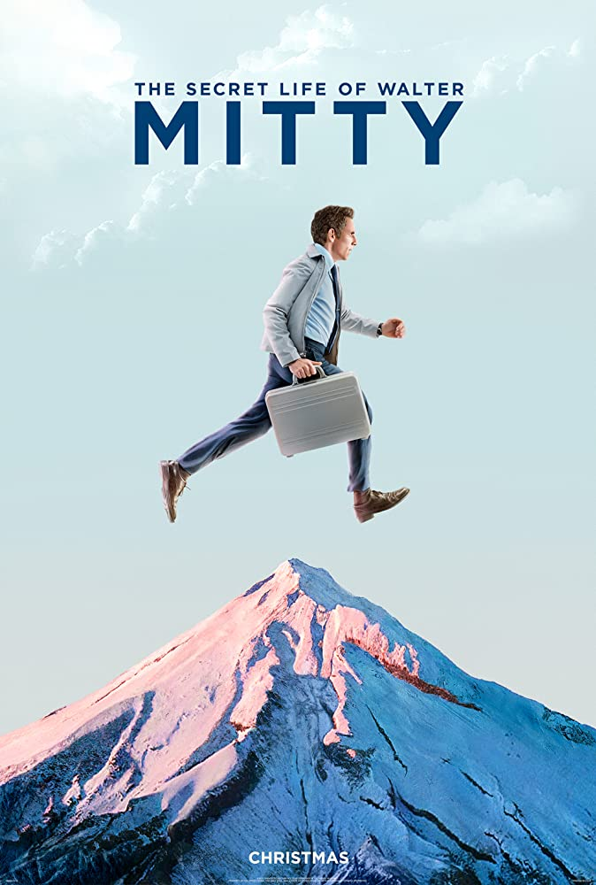 Movie Poster - The Secret Life of Walter Mitty